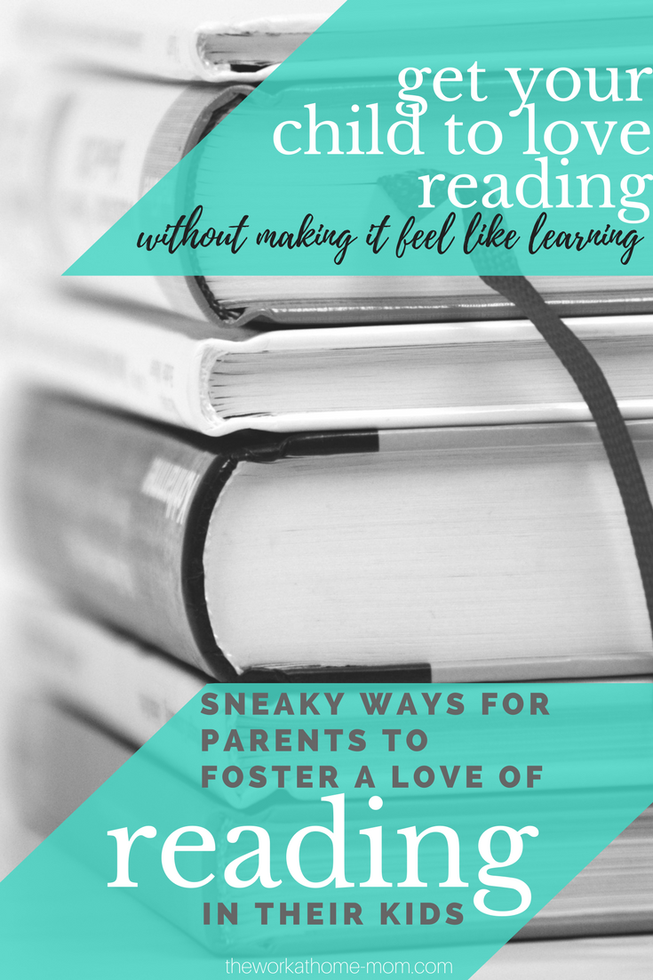 Does your child hate reading? Here's how to foster a love for all things phonics by being a little sneaky (hey, we've earned that right!).