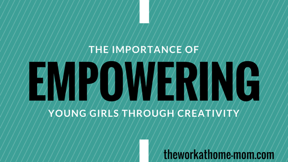 Empowering young girls through creativity