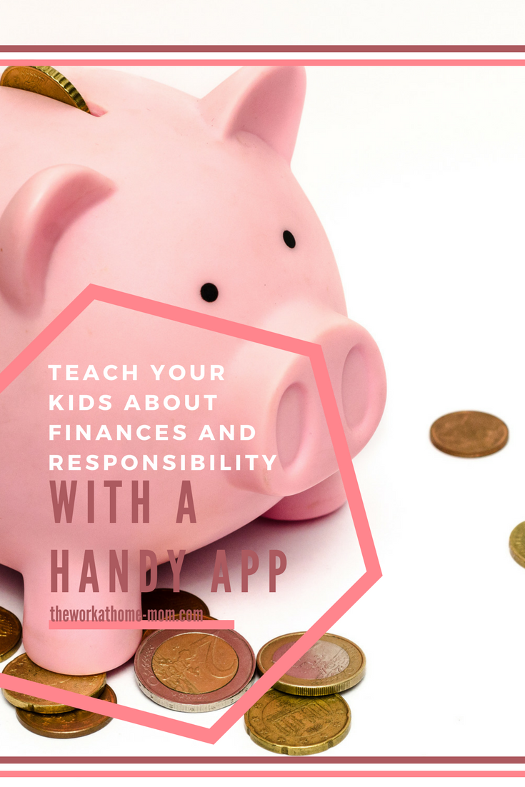 Chores don't just make kids responsible; they also teach them important financial skills that they'll need for life. Here's how one awesome little app will help you, Mama.