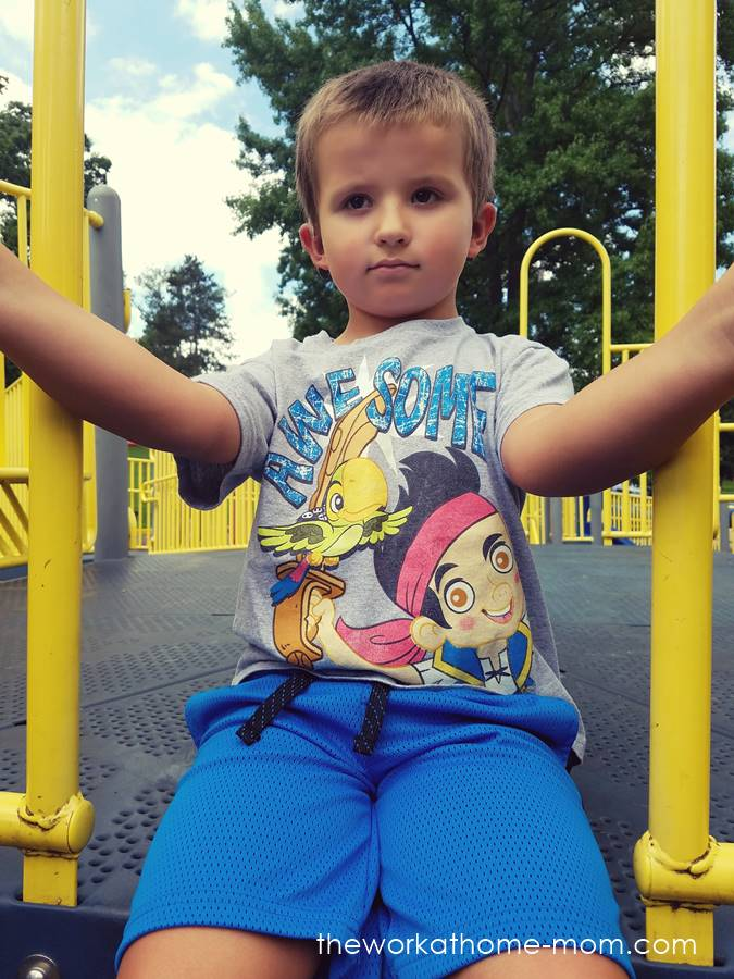 Preventing summer slide by keeping kids active
