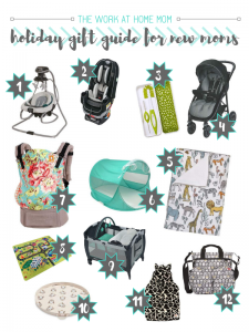 Thoughtful and practical gifts for new moms