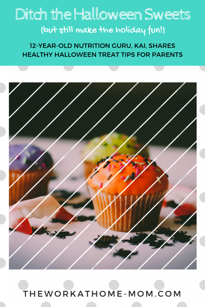 Kid-friendly and doctor-approved healthy Halloween treats. #ditchthesugar #healthyhalloween