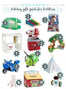 Best gifts for toddlers this holiday season #toddlergifts #giftguide #educationalgifts