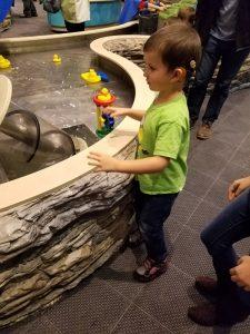 winter activities for kids - children's museum