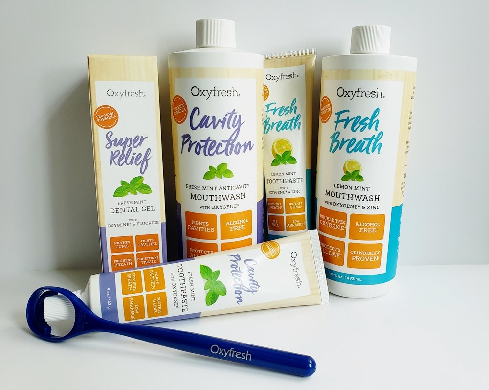Importance of brushing teeth for kids: Oxyfresh products can help your kids keep their mouths cleaner...safely!