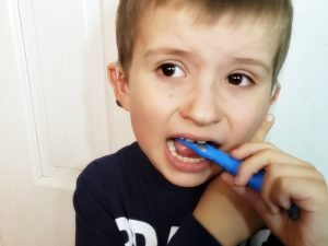 National Children's Dental Health Month Healthy Mouth Tips