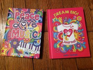Read Across America Day: Journals for Tween Girls