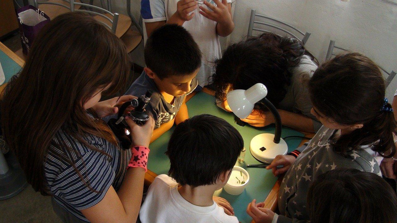 Getting kids involved in STEM