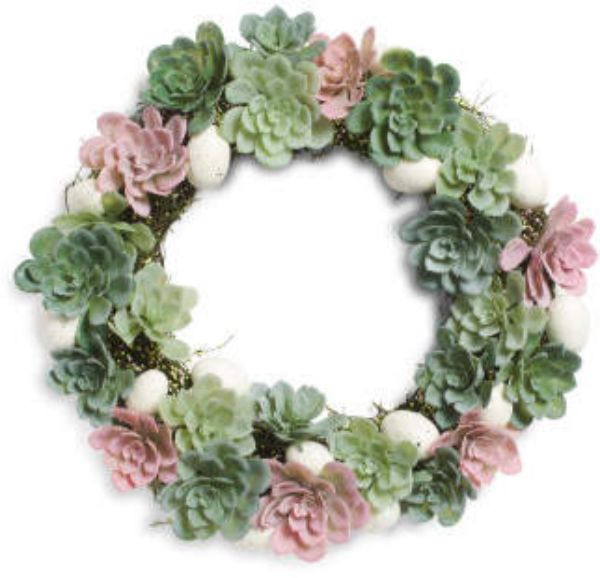 gifts for mothers day succulent wreath