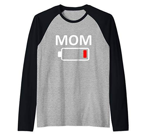 mom battery shirt