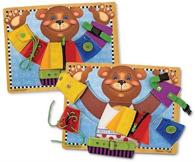 Educational toys - melissa & doug basic skills learning toy