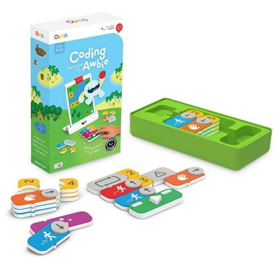 Educational toys - coding with awbie