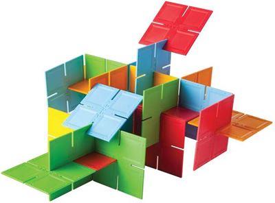 Educational toys - dado squares