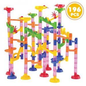 Educational toys - marble construction set