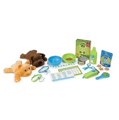 Educational toys - melissa & doug pet care playset