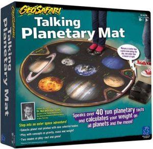 Educational toys - talking planetary mat