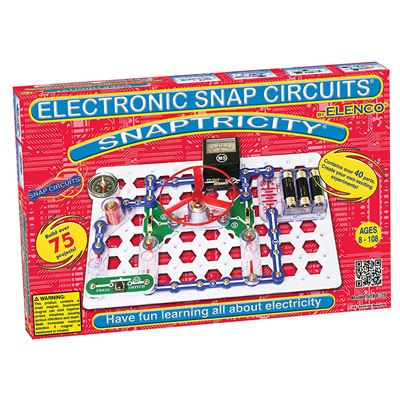 Educational toys - electronic snap circuits