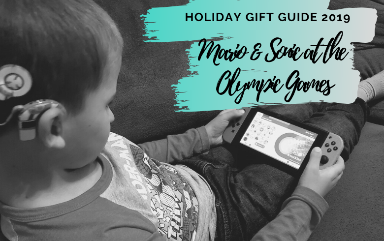 Holiday Gift Guide 2019: Mario & Sonic at the Olympic Games Tokyo 2020 (Nintendo Switch)