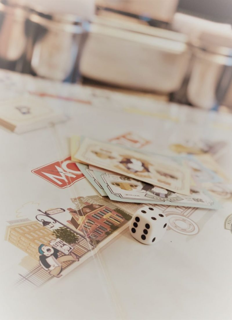 7 Board Games That Help Teach Kids About Money