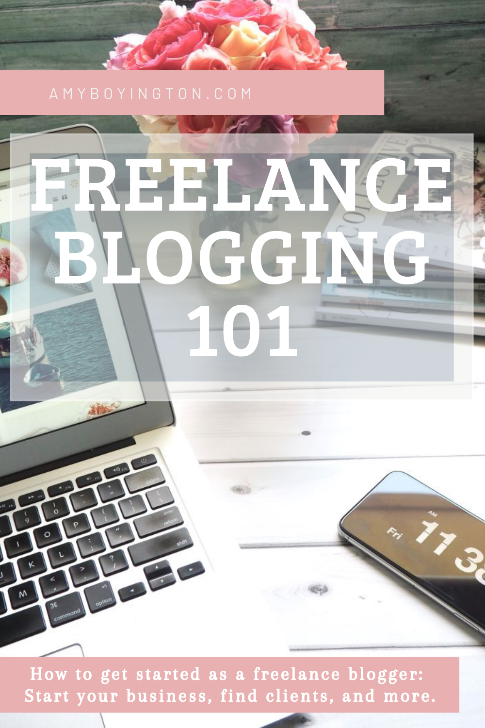 Freelance Blogging 101