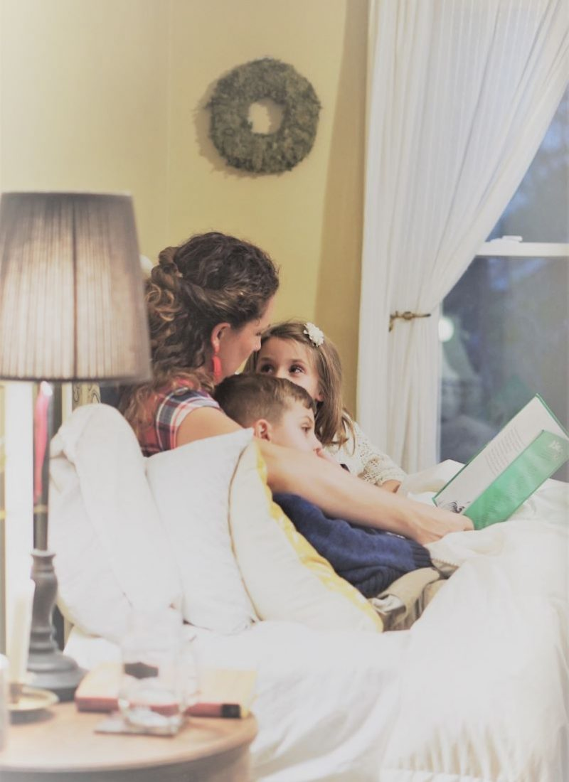 5 Reasons to Read to Your Older Child