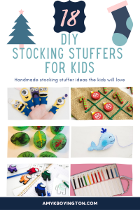 DIY stocking stuffer ideas for Christmas